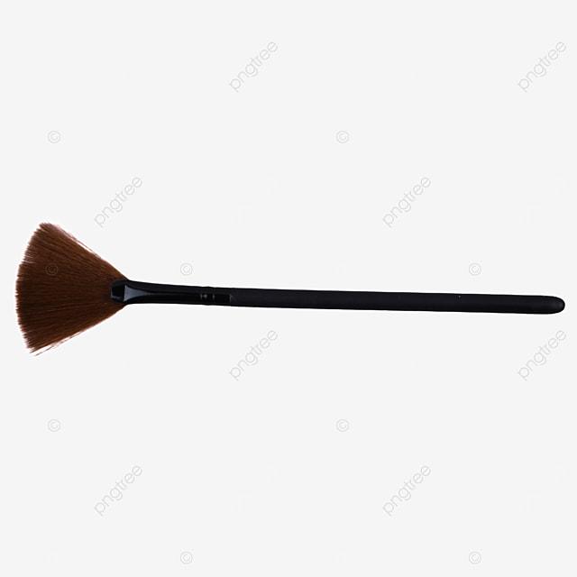 a black brush makeup brush tool