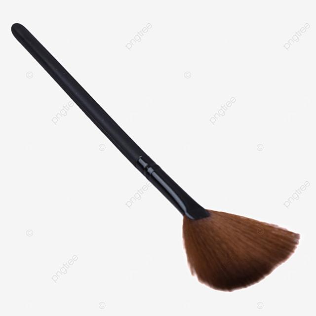 a makeup brush black tool brush