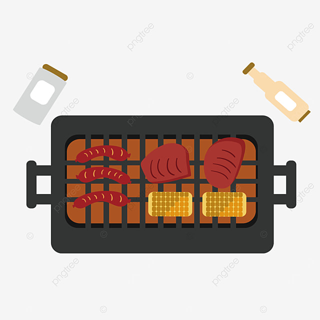 bbq and seasonings clipart