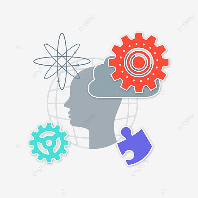 brainstorm innovation clipart
