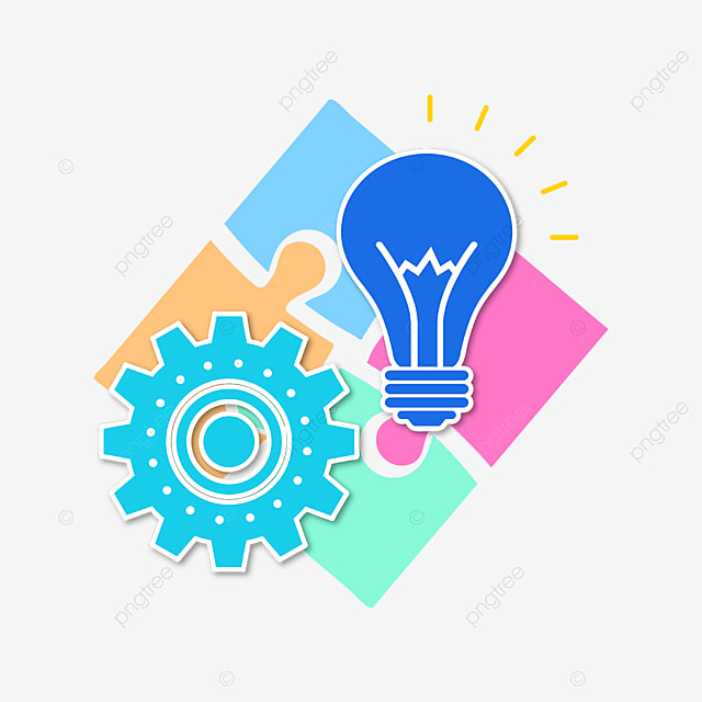 colorful innovation clip art