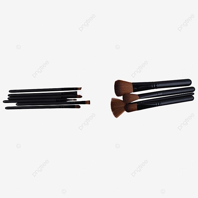 makeup brush brush black tool