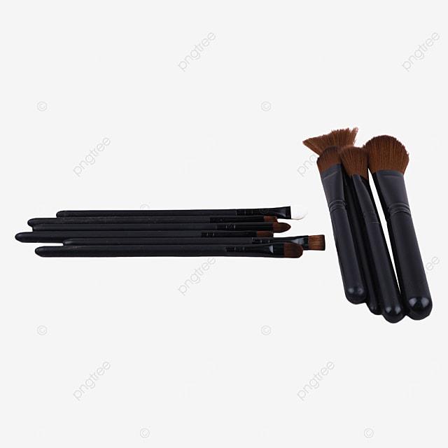 makeup brush tool brush black