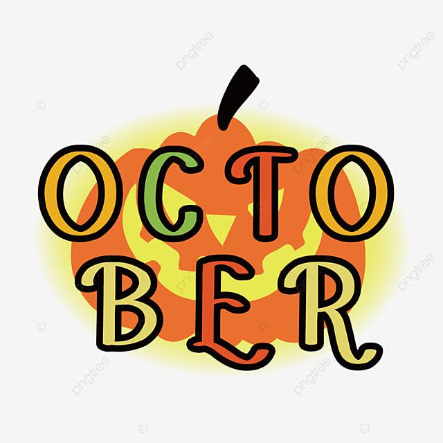 october halloween clip art svg