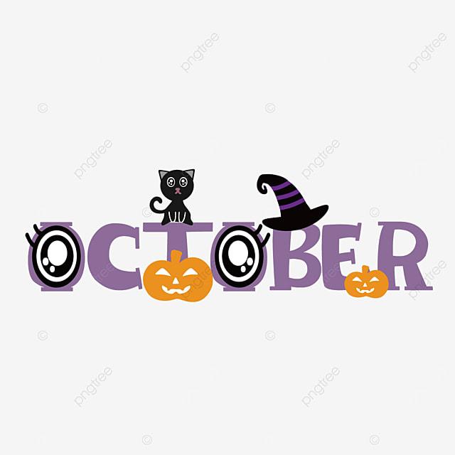 october purple clip art svg