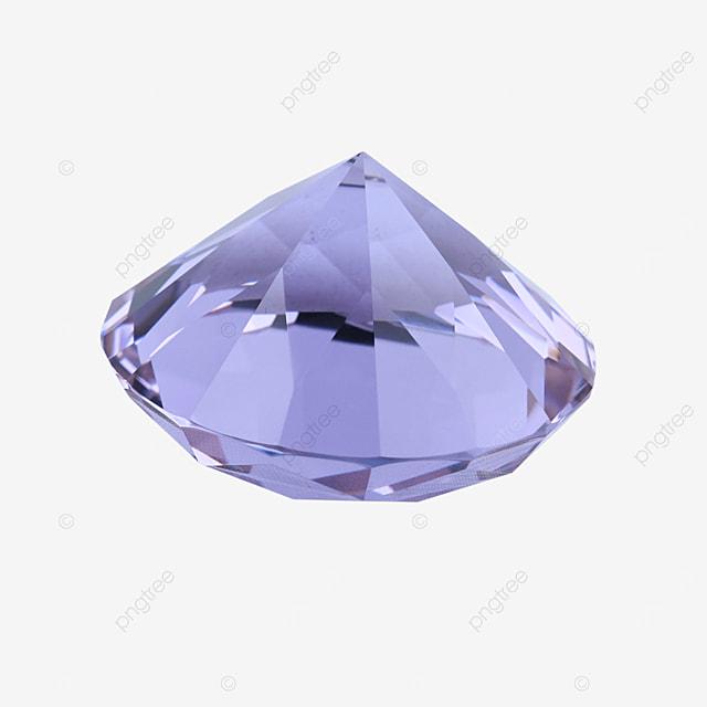 purple diamond jewelry gem decoration