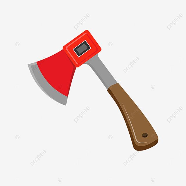 sharp axe clip art
