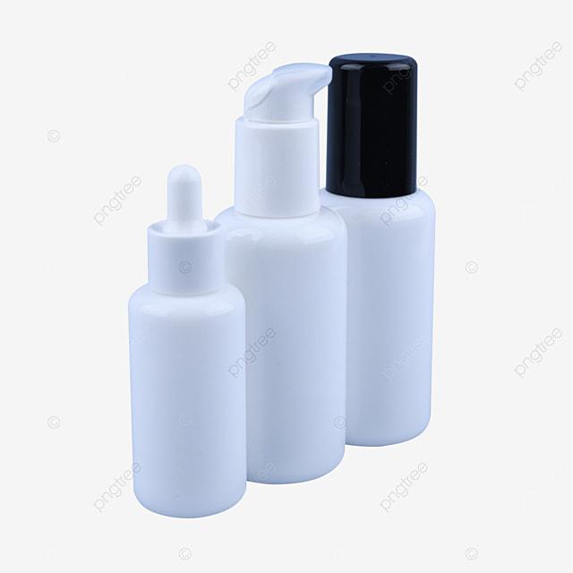 white essence spray bottle