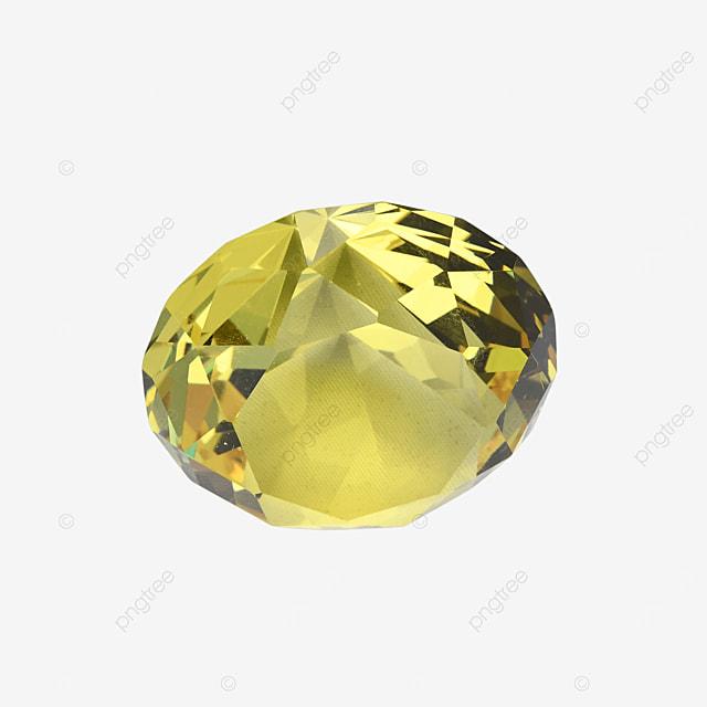 yellow decorative diamond accessory jewelry