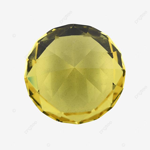 yellow decorative gemstone accessories jewelry gift