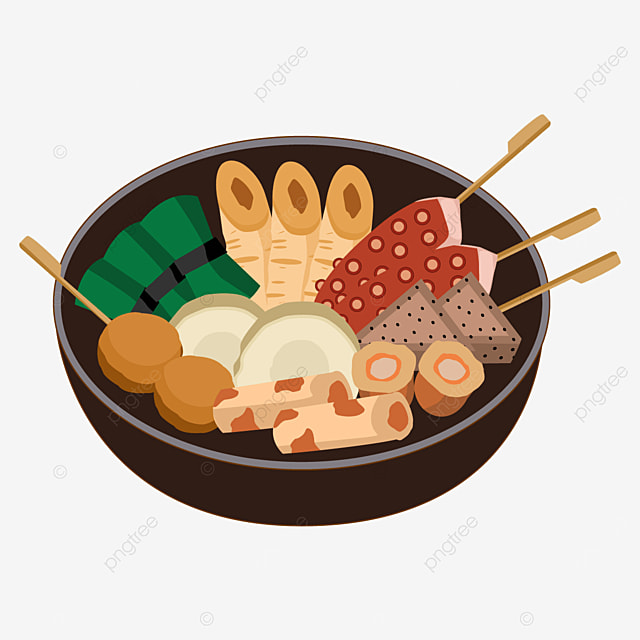 a tempting bowl of delicious japanese oden