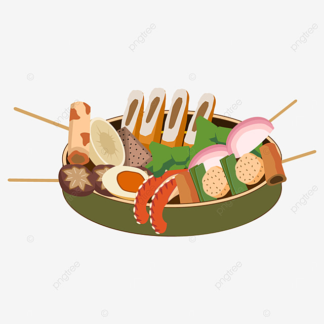 delicious food japanese oden