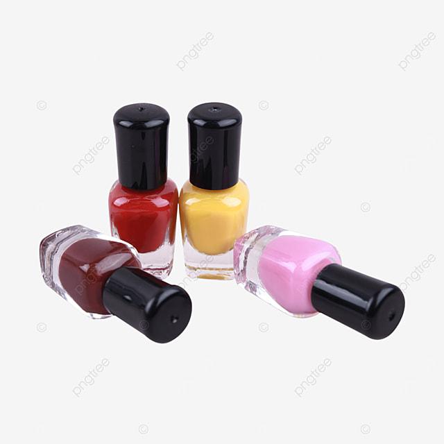 burgundy solid color decorative nail polish