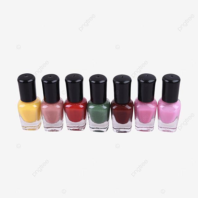 fashion beauty pure color decorative nail polish