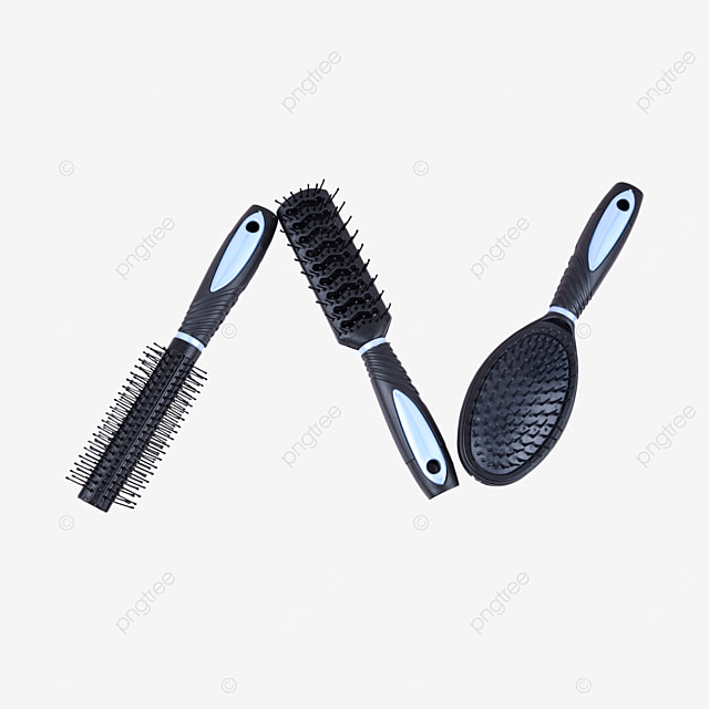 hairdressing massage wash hair comb