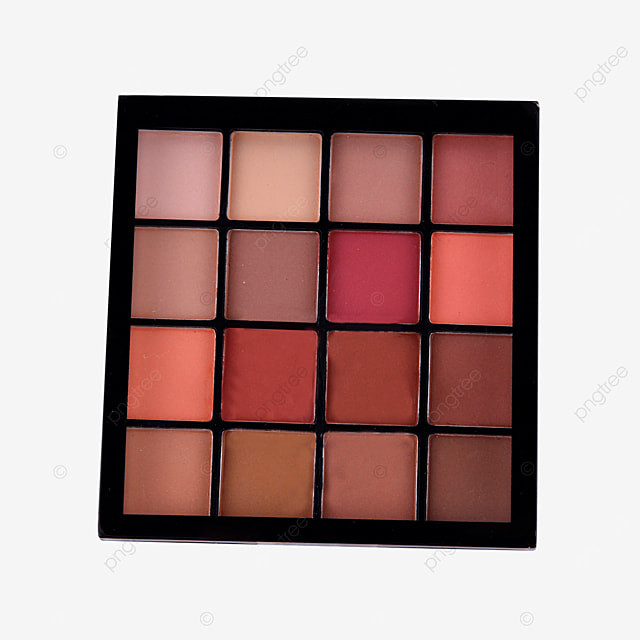 high end earth color beauty eyeshadow palette
