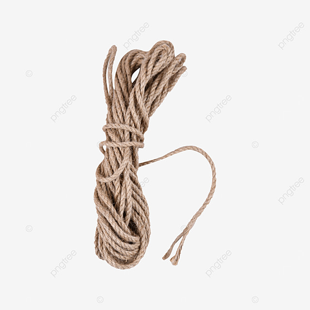 knotted safety rope tool