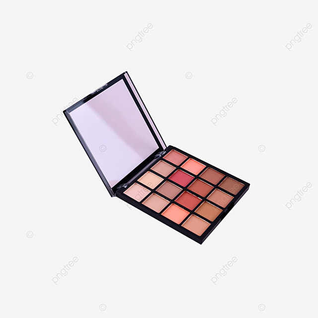 pink 16 compartment eyeshadow palette