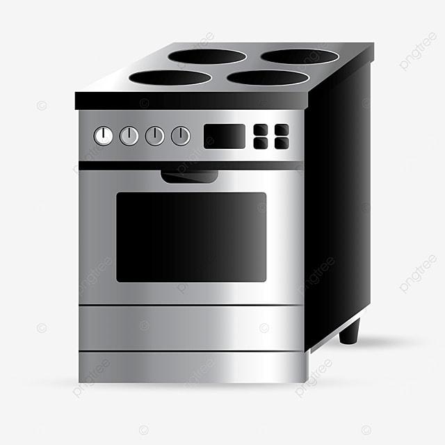 drop metal oven clip art