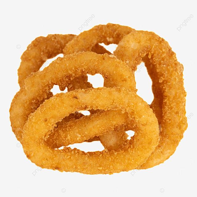 five fried things onion rings food fried