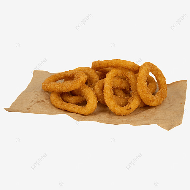 snack onion ring fried food