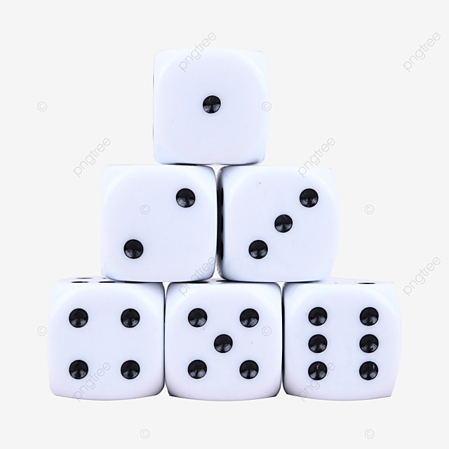 square photography chart luck dice