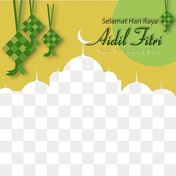 Ketupat Frame Wreath For Eid Mubarak Clipart Food Ketupat Png Transparent Clipart Image And Psd File For Free Download