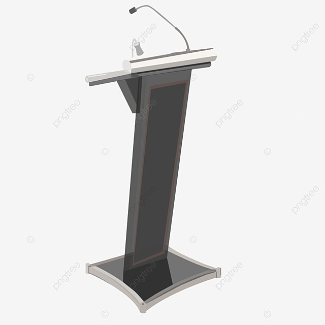 black metal glossy texture podium clipart