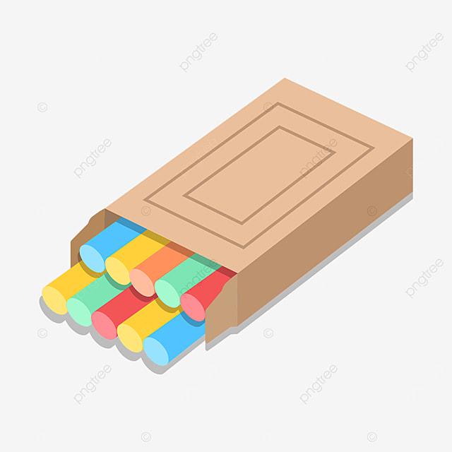 chalk box chalk clip art