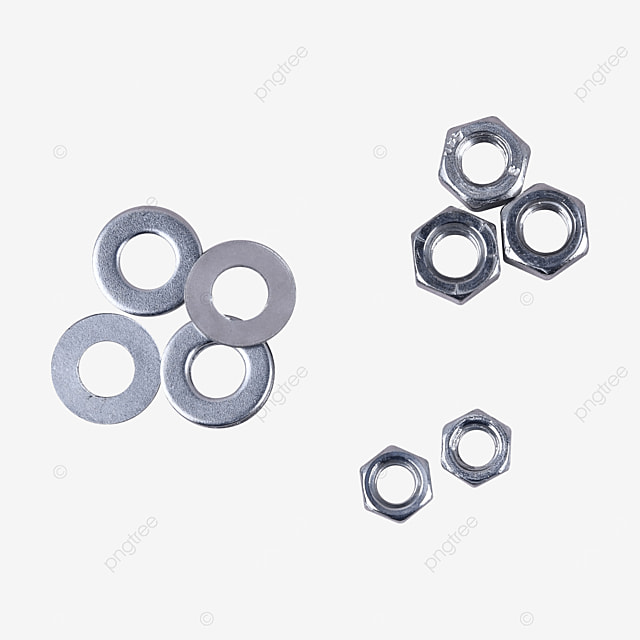 fasten the parts to fasten the flat spring washer anti loosening fastening nut