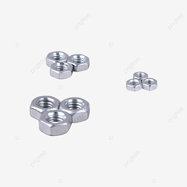 fastening nuts for stainless steel parts