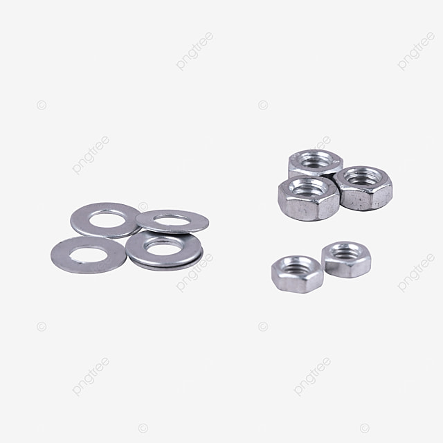 fastening of nut parts flat spring washer anti loosening fastening
