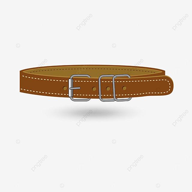 brown belt clip art