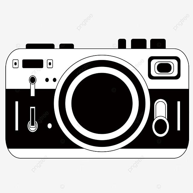 camera clipart square