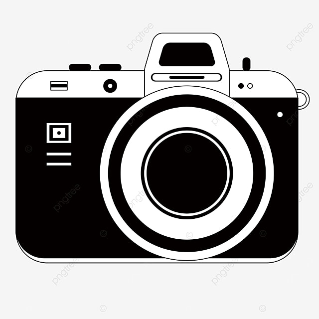 clip art mirrorless digital camera