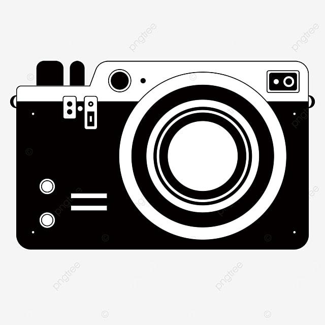 digital camera mirrorless clip art