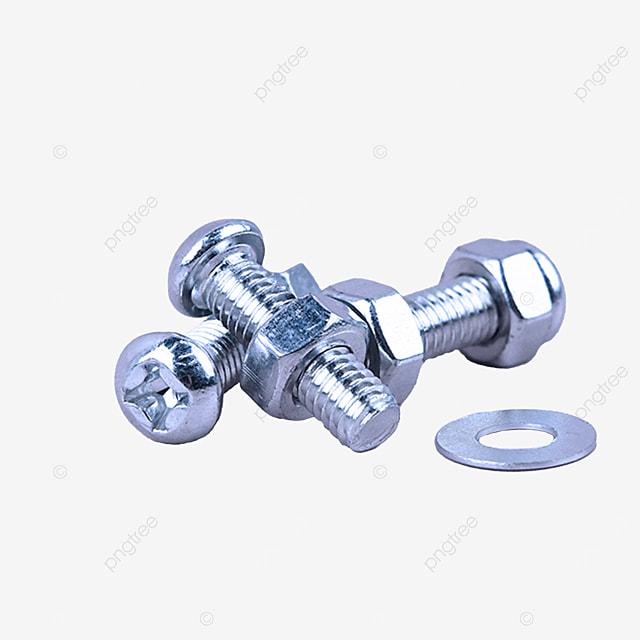 equipment parts iron metal silver metal