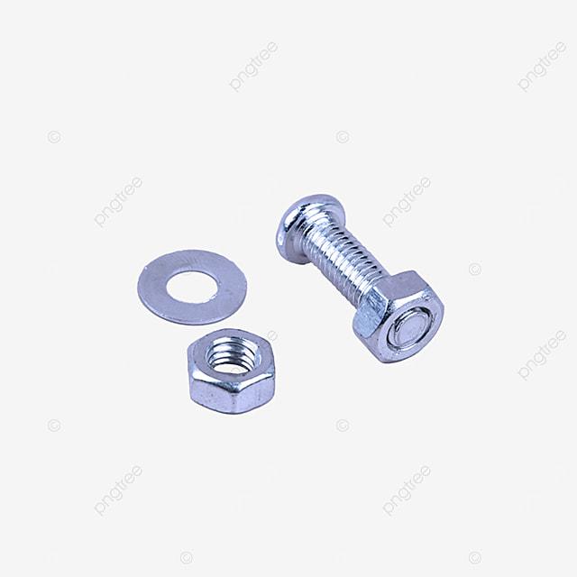 equipment parts iron screw metal