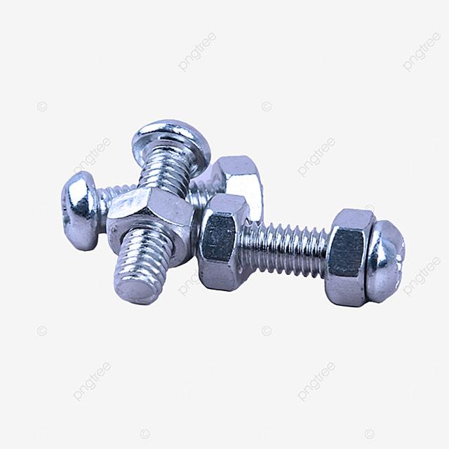 hexagonal screw construction hardware
