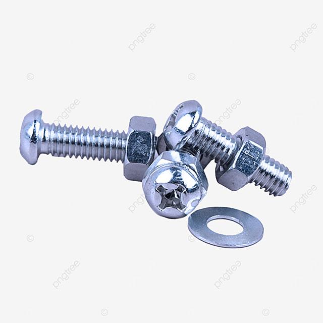 mechanical parts screw metal screw ring