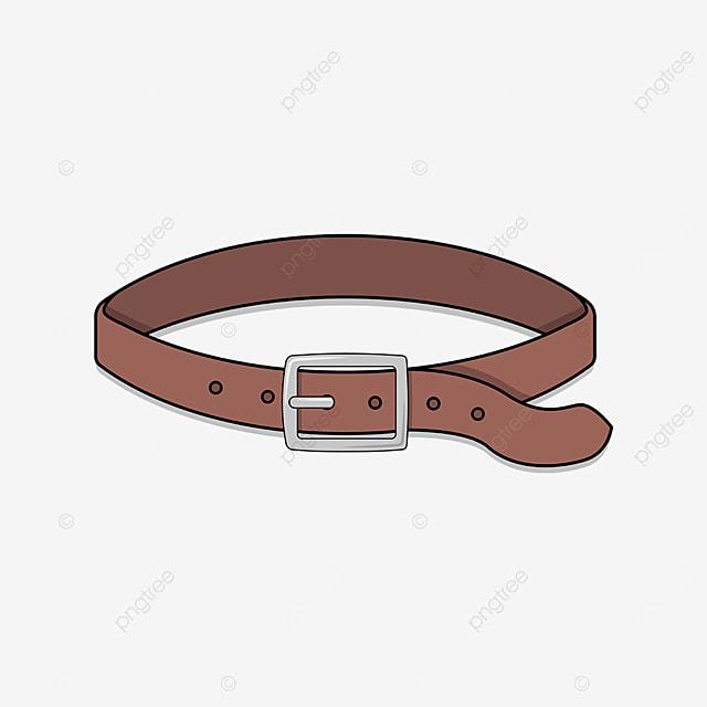 metal buckle belt clip art