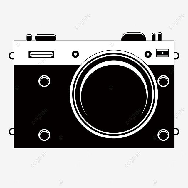mirrorless camera clip art