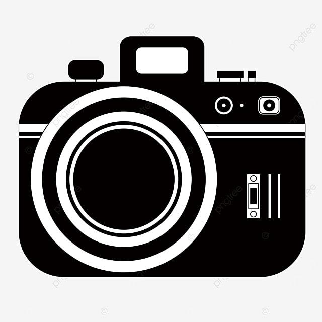 mirrorless digital camera clip art