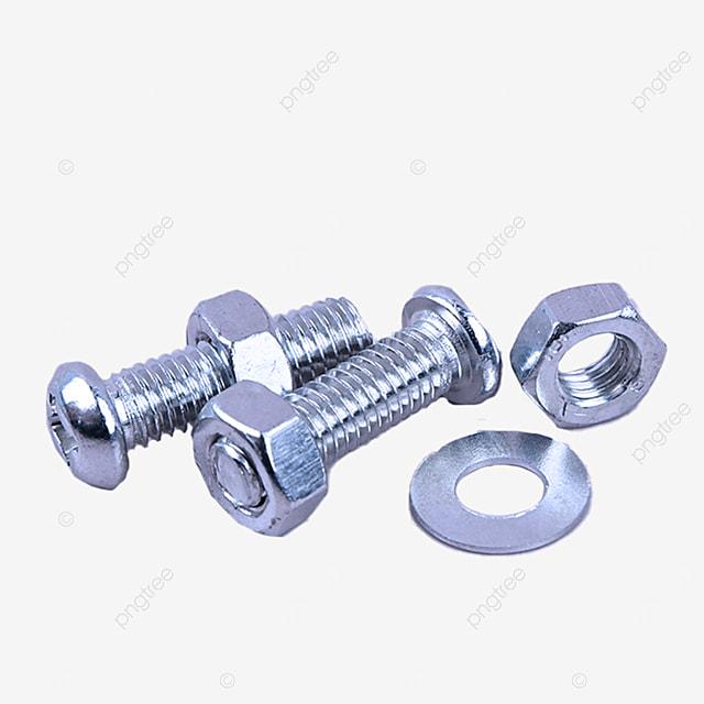 screw nut bolt washer