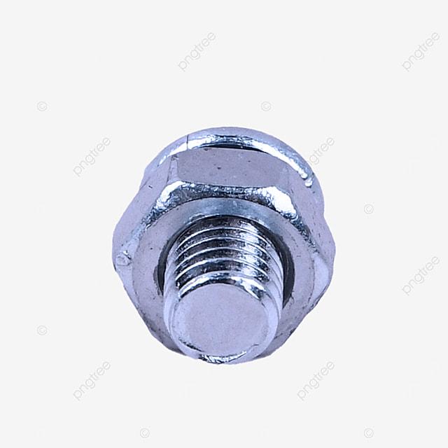 silver metal silver screws