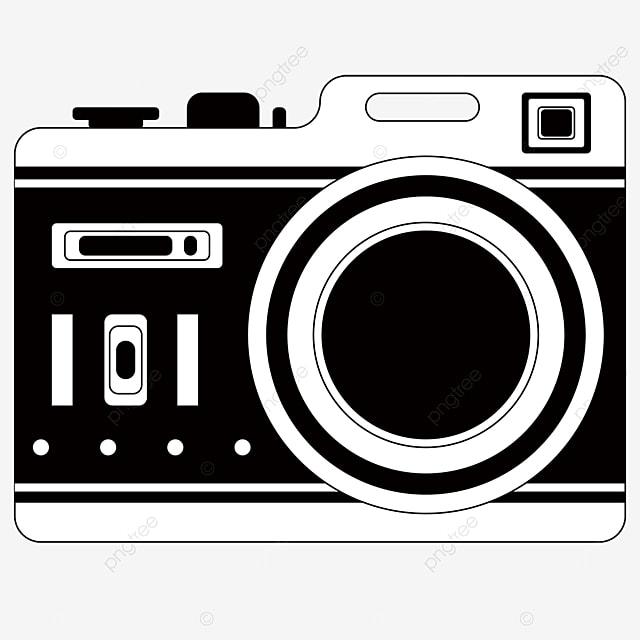 square camera clip art