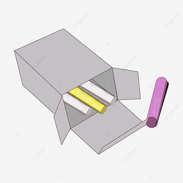 boxed chalk clip art