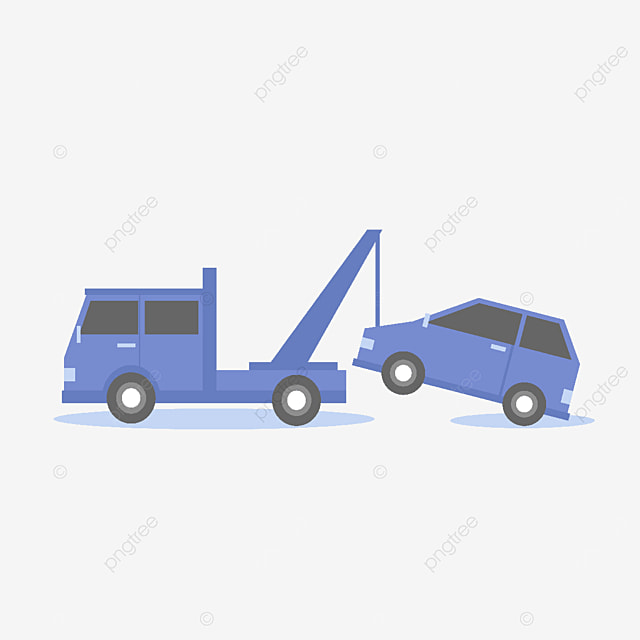 towing service car repair clipart