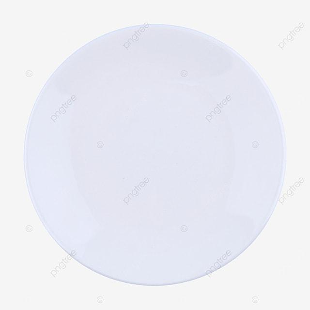 a blank clean circle