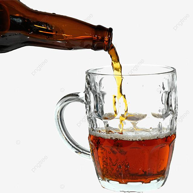 beer bottle beverage beer glasses